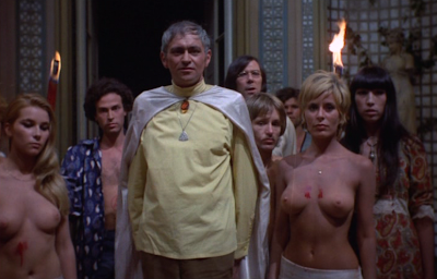 The Nude Vampire cult