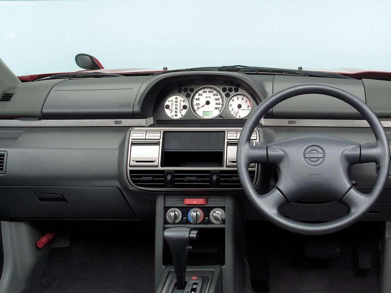 2002 Nissan Xtrail S