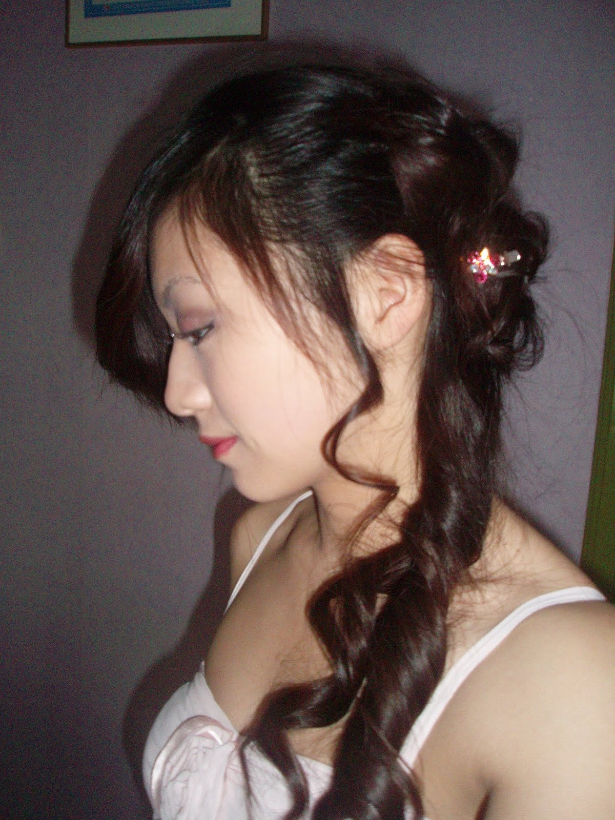 Hairstyles black prom hairstyles for short hair black prom hairstyles