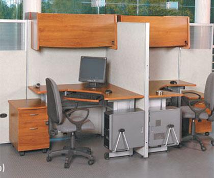 Muebles en melamine melamine muebles y servicios en general for Modulos de oficina