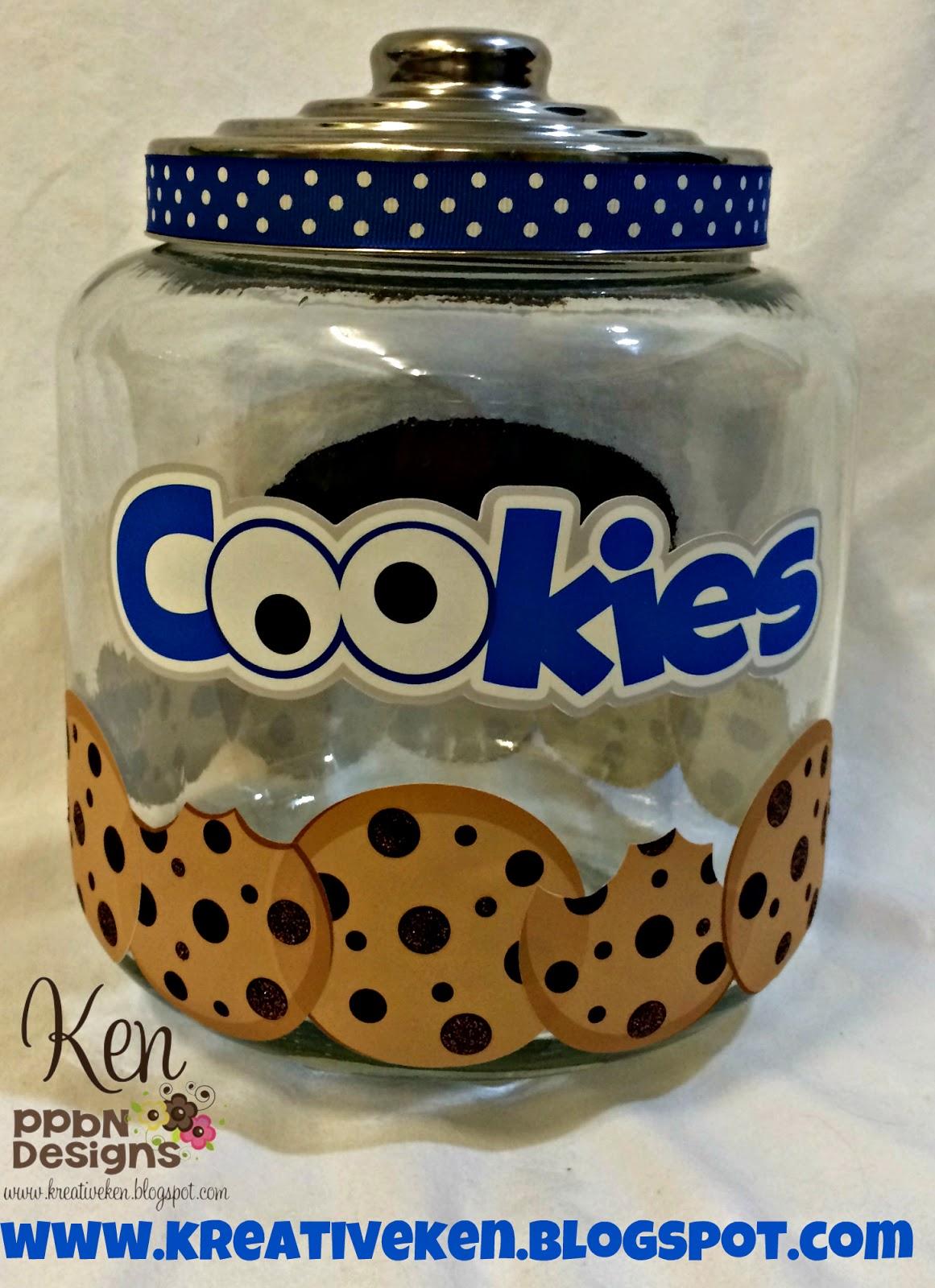 Ppbn Designs Blog Cookie Monster Jar
