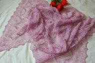 TE KOOP: roze weelde:kan gereserveerd/besteld worden.88 x 185cm