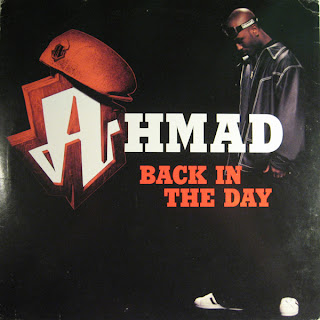 AHMAD - BACK IN THE DAY (SINGLE 12'') (1994)