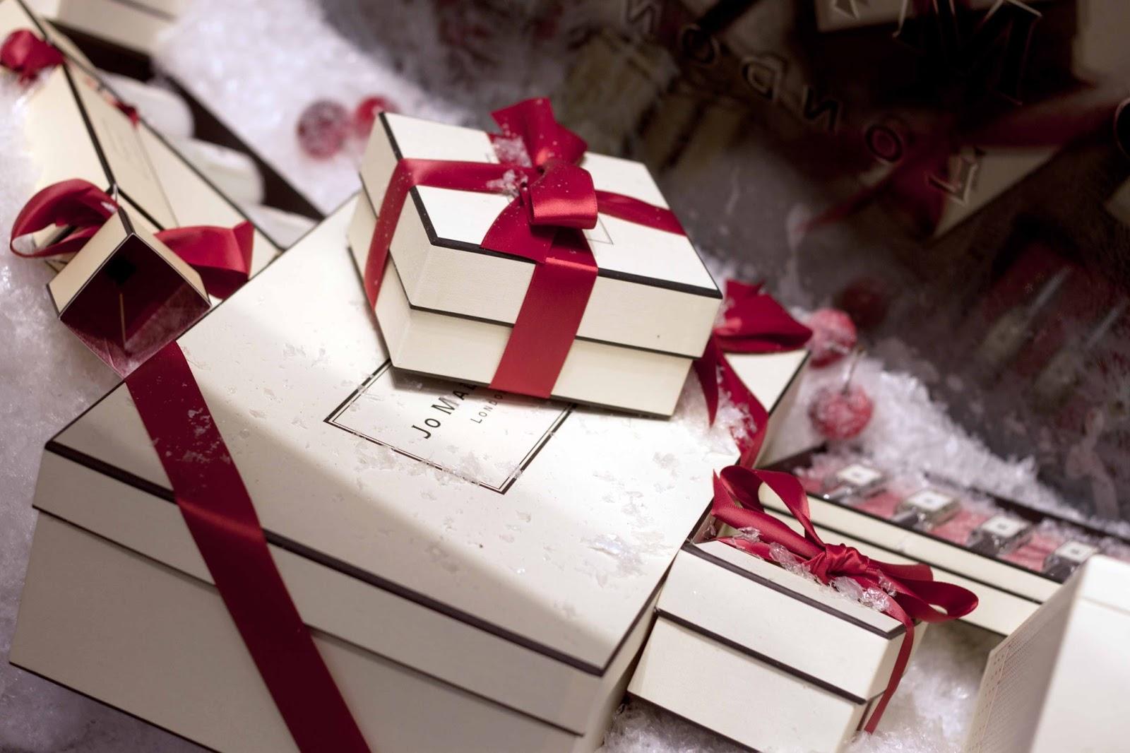 Jo malone christmas gifts