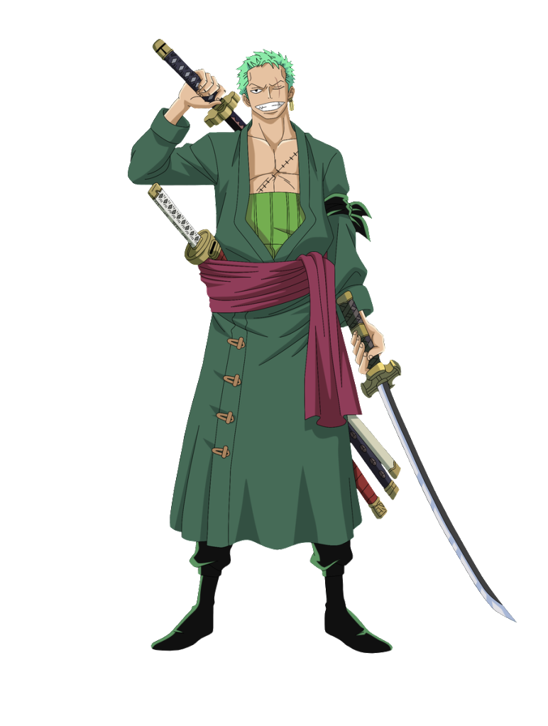 zoro new world