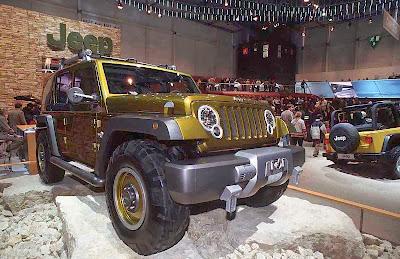 jeep car show