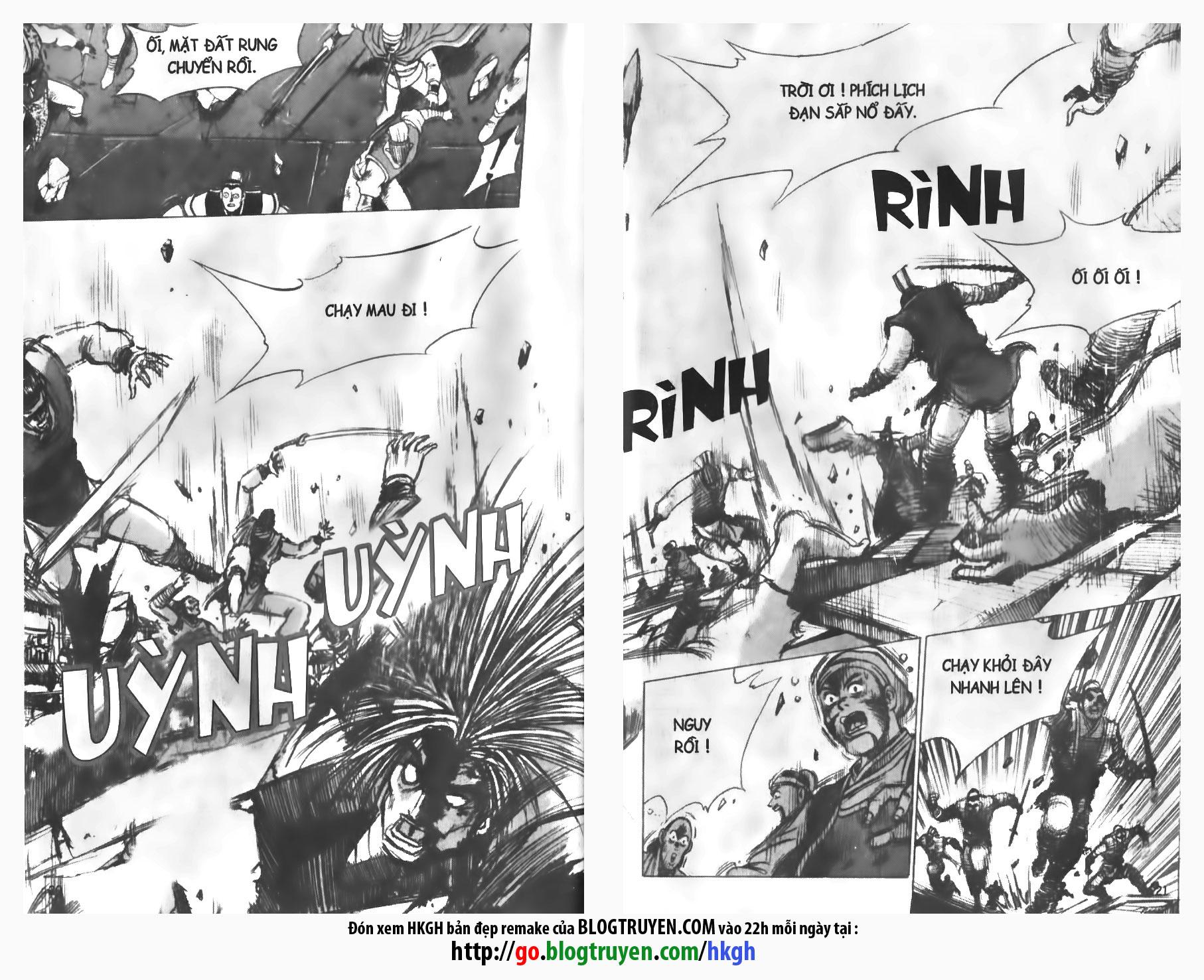 xem truyen moi - Hiệp Khách Giang Hồ Vol21 - Chap 138 - Remake
