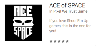 DOWNLOAD ACE of SPACE on Google Play