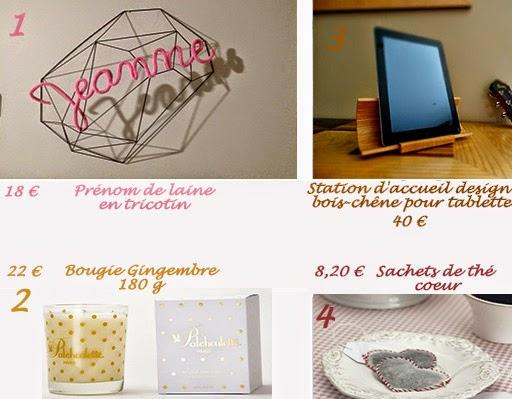 Sélection shopping Ezebee spéciale fête des mères