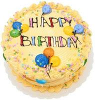 Author Birthdays page
