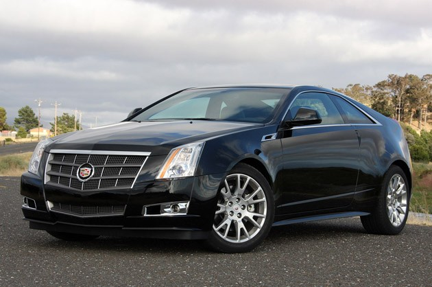 cadillac cts coupe 2012 car barn sport. Black Bedroom Furniture Sets. Home Design Ideas