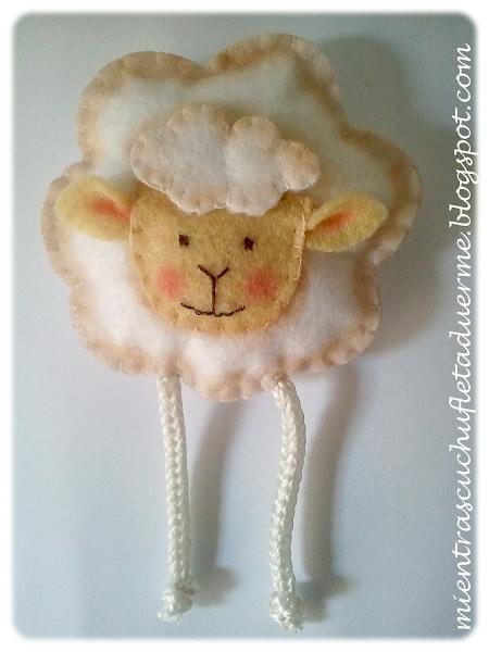 Oveja aprender manualidades es - Como hacer una oveja ...