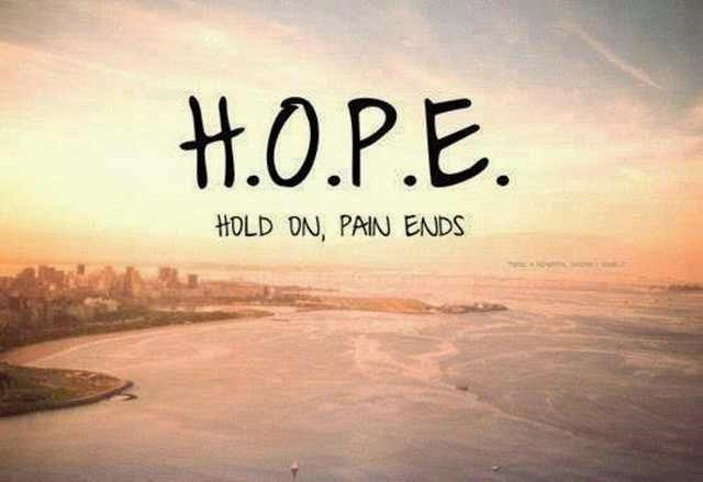 Inspirational Quotes on Hope