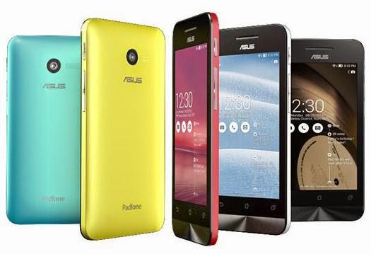 Harga dan Spesifikasi Asus Zenfone 5 (A500CG) Terbaru