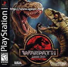 Free Download Games Warpath Jurassic Park PSX ISO Untuk KOmputer Full Version ZGASPC