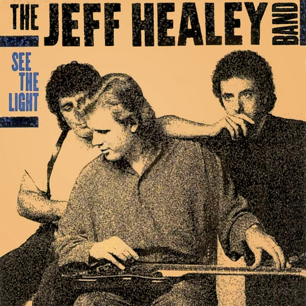 The Jeff Healey Band - Cruel Little Number