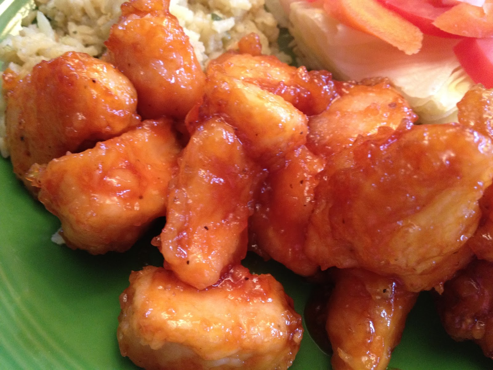 A Pinch of the Plains: Sweet and Sour Chicken