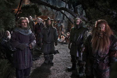 The Hobbit An Unexpected Journey dwarves