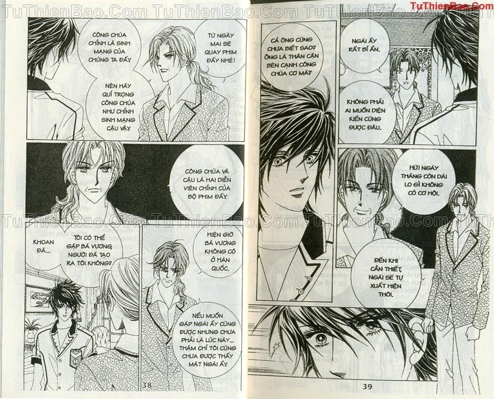 Ma cà rồng hộ mệnh Chapter 10 - Trang 18