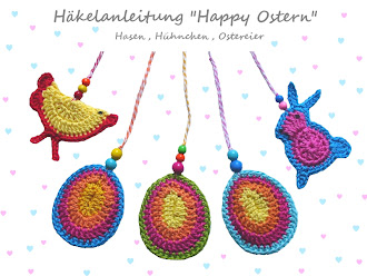 "Ebook ""Happy Ostern"" Osterdeko +++NEU+++"