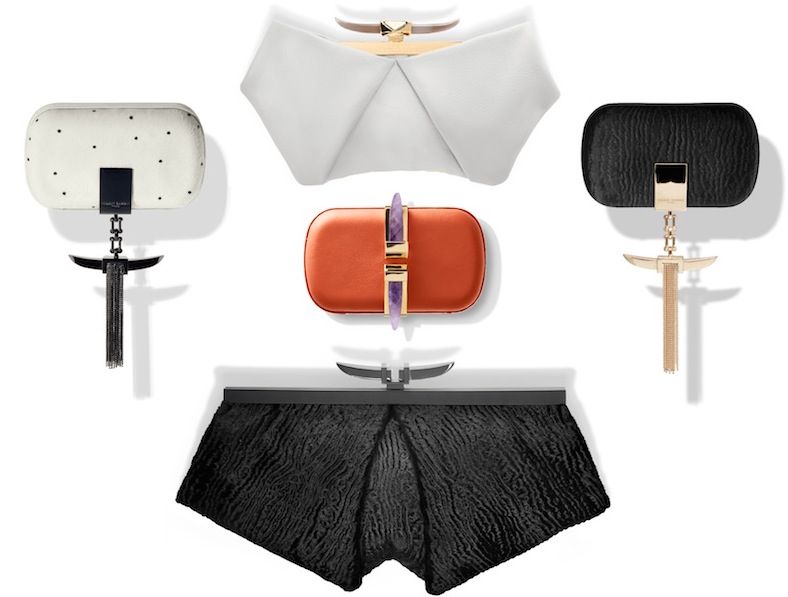 L'odissea collection handbags by Jalan Sahba