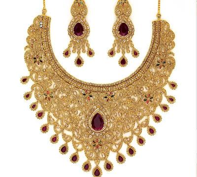 GRT Diamond Necklace Design