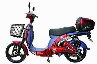 Sepeda Listrik Venus Murah