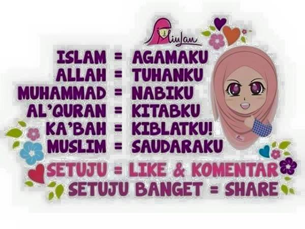Kata Kata Islami Untuk Anak 27