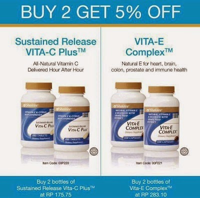 vitaminc dan E