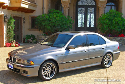 BMW 540i M-Sport