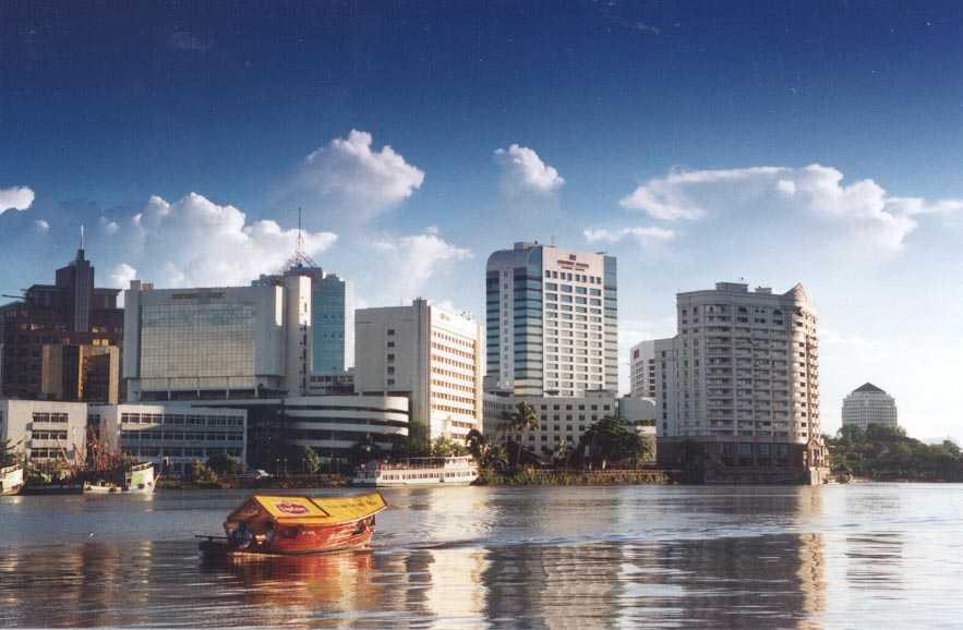 Kuching Malaysia  City pictures : Interesting Places In Malaysia: Kuching Waterfront|Sarawak|Malaysia