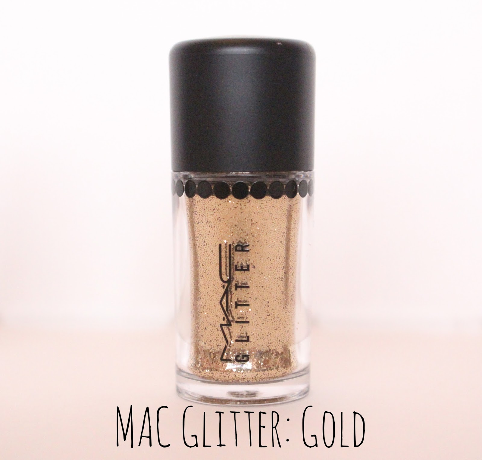 MAC, Holiday, Pigment, Gold, Beige, Swatches