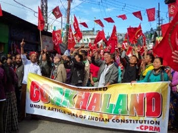 Communist Party of Revolutionary Marxist CPRM for Gorkhaland