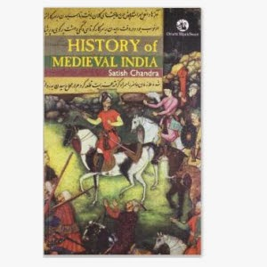 Amazon: Buy History of Medieval India at Rs.140