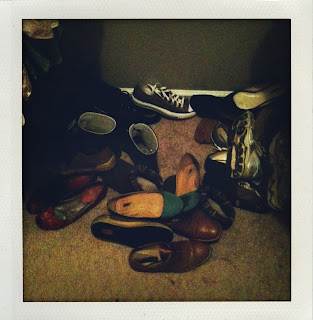 shoes that need organization