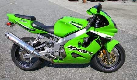 Gambar Motor Kawasaki