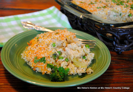 Old Fashioned Chicken and Rice Casserole