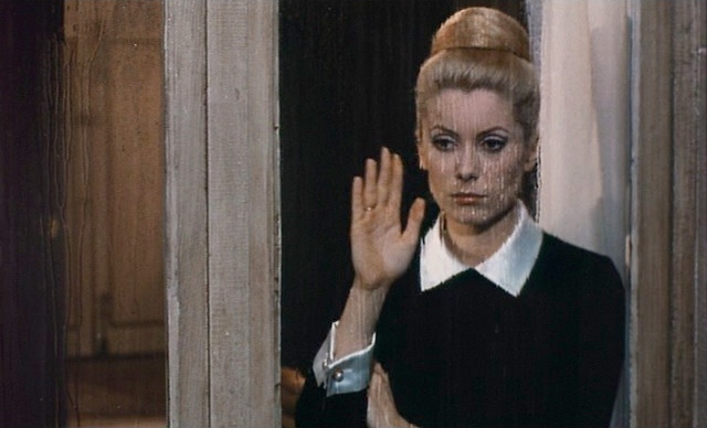 Style Essentials--Catherine Deneuve In (and Out of) Yves Saint ...