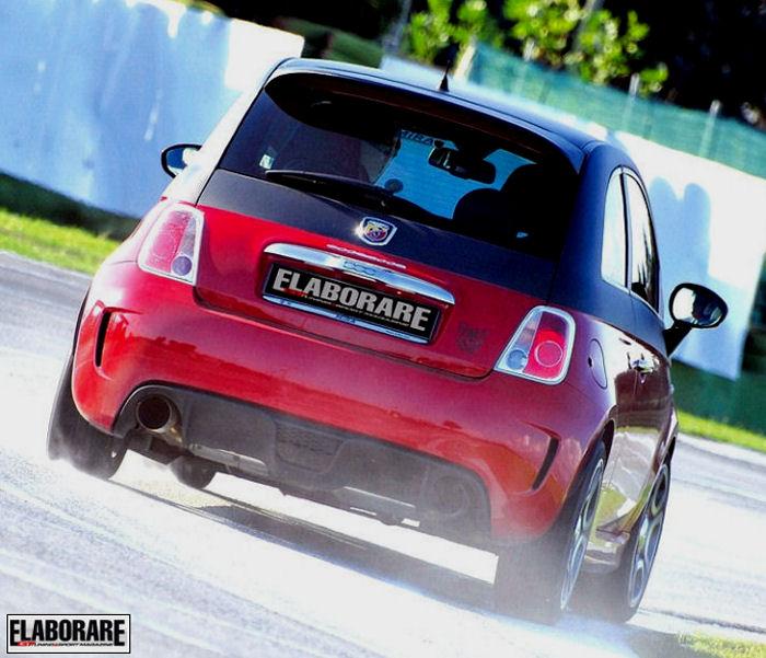 5ooblog   FIAT 5oo: New Abarth 500 esseesse by DMP Motors