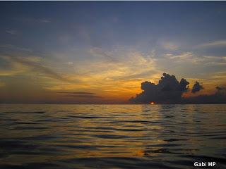 Pôr do sol em Cuba Devaneios de Biela