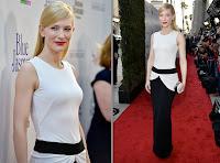 Cate Blanchett, look