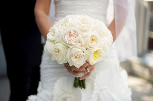de Lovely Affair: Roses & Wedding Bouquets = Always in ...