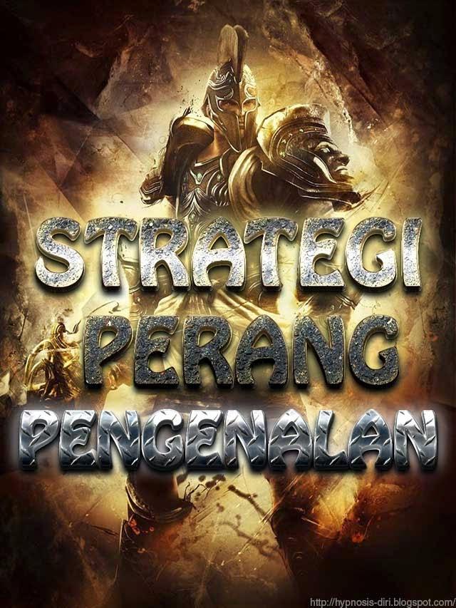 Strategi Perang : Pengenalan