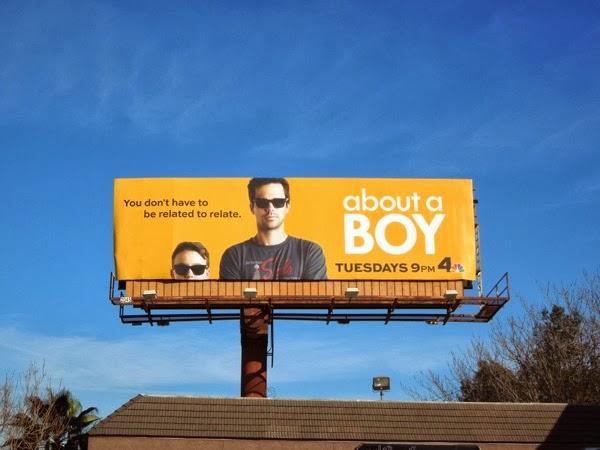 About a Boy season 1 billboard