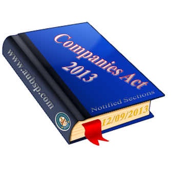 Notified Sections of Companies Act, 2013