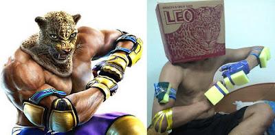 Los cosplay más cutres