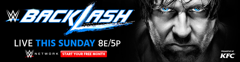 Ver WWE BackLash 2017 En Vivo En Español Online