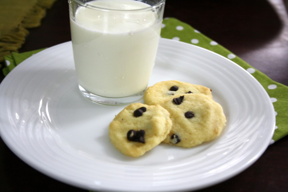 how to make eggless chocolate chip cookies