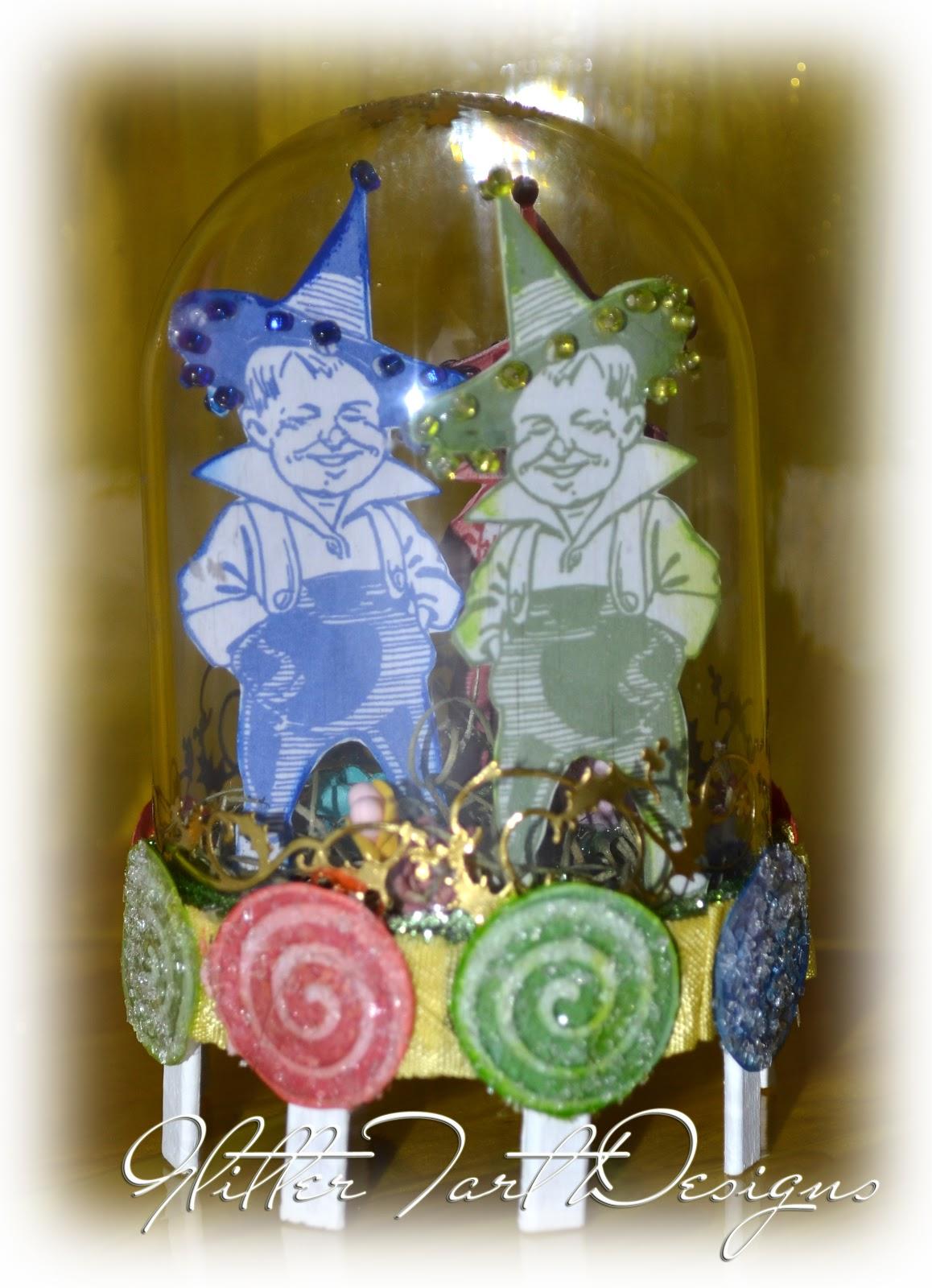 Glitter Tart Designs  Lollipop Kids