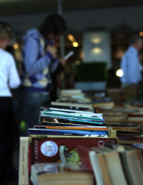 South Bank book market